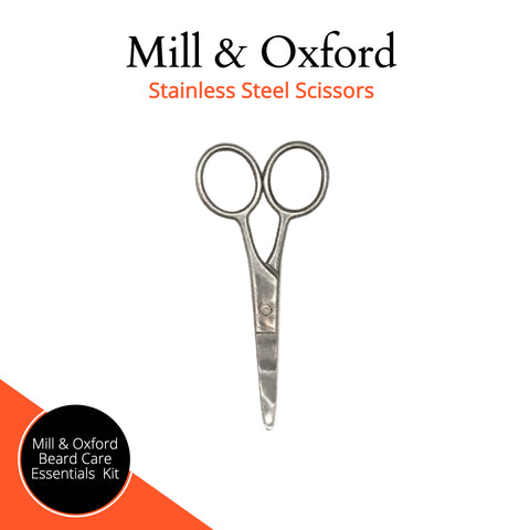 Mill & Oxford Beard Care Essentials Kit