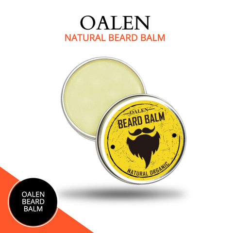 Image of Natural Organic Beard Balm By Oalen