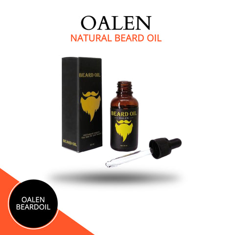 Image of Beard Oil By Oalen