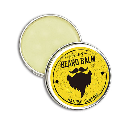 Oalen Beard Oil, Balm, and Comb Kit
