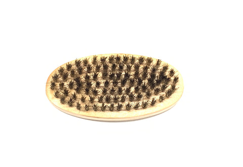 Beard Brush 100% Boars Bristle