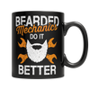 Bearded Mechanic