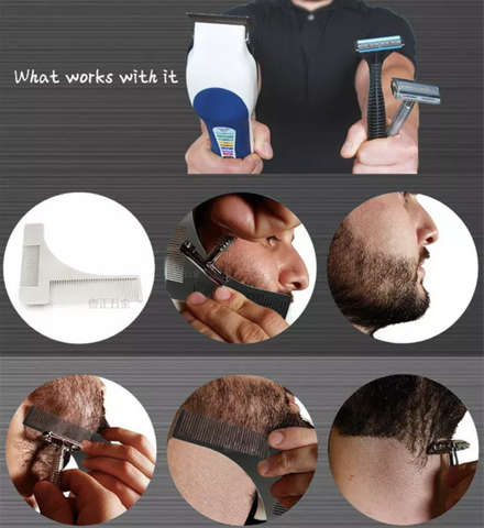 Image of The Beard Shaping Tool