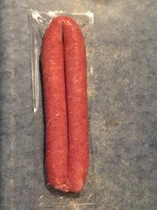 Original German Sausage