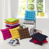 Candy Color Chair Cushion Dining Room Chair Seat Living Room Cushion Seat Mat Seat Cushion Non Skid Pillow Home Decor Seat Cushi