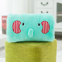 Cartoon Animals Sofa Cushion Throw Pillow Home Living Room Bedroom Kid Xmas Gift