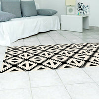 Geometric Patterns Removable 3D Floor Sticker Decal Mural Living Room Decor