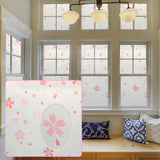 Window Glass Art Decal Sticker For Home Bedroom Decoration Living Room45*100cm