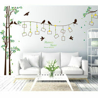Photo Tree Wall Sticker Home Decoration Living Room Bedroom Decor Wall Decal