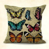 US SELLER, set of 20 butterfly dreamcatcher cushion covers accent pillow cases