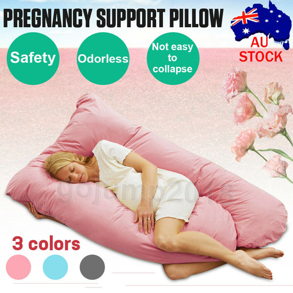 2020 Maternity Pillow Pregnancy Nursing Sleeping Body Support Feeding Boyfriend