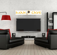 Washington Redskins Wall Decal NFL Logo Vinyl Sport Design Man Cave Decor CG946