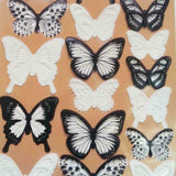 18pcs 3D Butterfly Wall Stickers Art Decal PVC Butterflies Home Room Decor JG