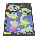 Universe Decal Fluorescent Kids 1pcs Romantic Living Room Bedroom Home Decor CF