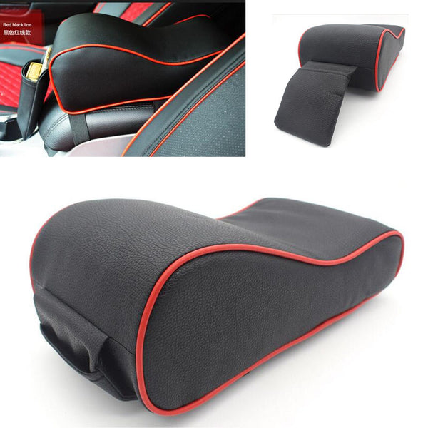 Memory Foam Car Center Seat Armrest Cushion Pillow Support Pad Interior Trim New