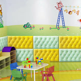 Decoration Wall Stickers 3D Wallpaper For Living Room Bedroom Kids Room Nursery