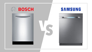 Bosch vs Samsung Dishwashers: 2020 Comparison & Review