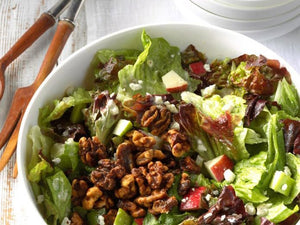 Apple-Feta Tossed Salad                                                                          CourseDinner                                  CuisineSalads                                                              Servings10 servings...
