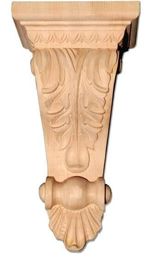 Layout Large Wood Corbels