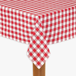 Little Buffalo Plaid Tablecloth