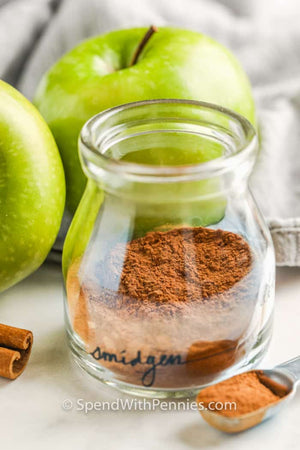 Homemade Apple Pie Spice - Perfect for all things Fall!