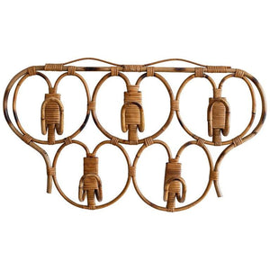 Franco Albini & Helg Franca Coat Rack 5 Hook Coatrack