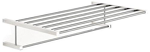 WS Bath Collections Iceberg Collection Towel Rack, 20.2