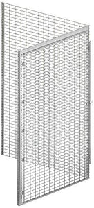 Salsbury Industries Bulk Storage Locker Single Tier Add-On, 48-Inch, 48-Inch