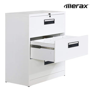 The best merax lateral file cabinet 2 drawer locking filing cabinet 3 drawers metal organizer with heavy duty hanging file frame for legal business files office home storage