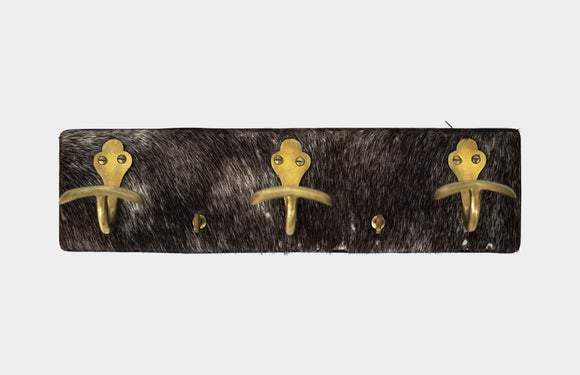 Equestrian Coat Rack Attributed to Jacques Adnet