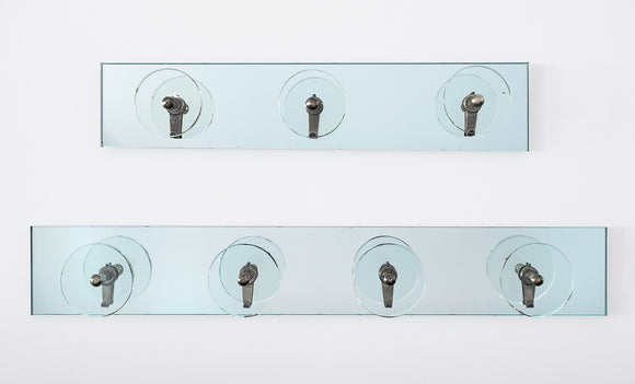Cristal Art Coat Racks