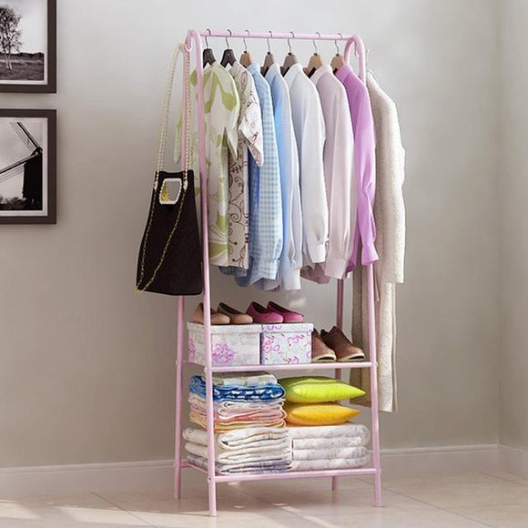 Clothes Rail and Shoe Organiser