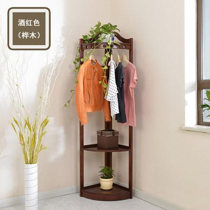 Cloth Hanger Hat Rack and Plants Display