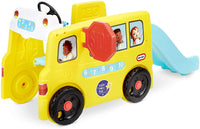 Little Tikes Little Baby Bum Wheels on The Bus Climber and Slide with Interactive Musical Dashboard
