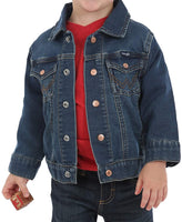 Wrangler Boys' Baby Denim Jacket