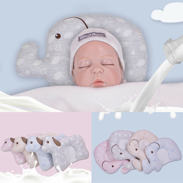 Newborn Baby Pillow Cases Feeding U-Shaped Maternity Breastfeeding Nursing Support Kids Baby Pillows Toddler Cute Animal Pillow