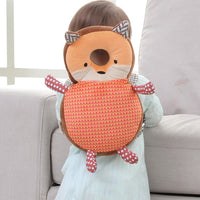 High Quality Newborn Baby Head Protection Pad Headrest Animals Pillow Neck Drop Resistance Cushion Plush Toy