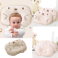 Newborn Baby Pillow for Infant Prevent Flat Head Pillow Head-shaping Baby Bedding Supplies Kids Sleeping Helper