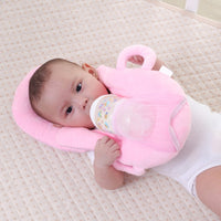 Cotton Multifunctional Detachable High Quality Nursing Feeding Pillow Solid Color Infant Baby Cushion Pillow Breastfeeding Tool