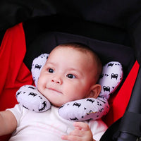 Baby Head Protection Stereotype Pillow Infant Nursing U-Shaped Cervical Pillow Support Cushion Anti-Head Pillow New Safety Seat