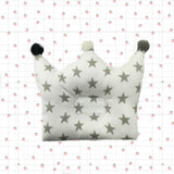 Baby Pillow Nursing Prevent Flat Head Crown For Bed Feeding Pillows Infants Head Protection Anti Roll Cushion Toddler Positioner