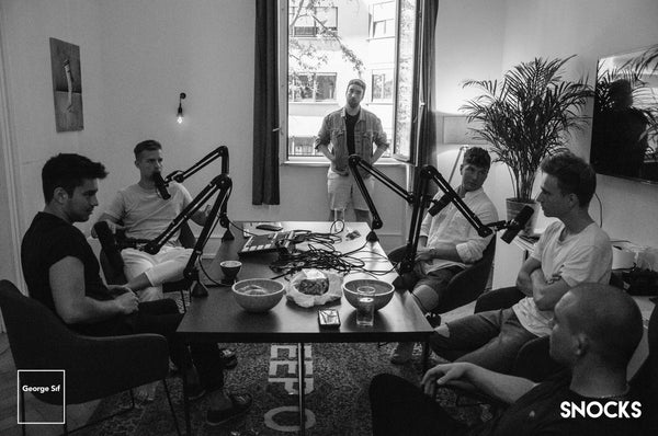 SNOCKAST #109 – #interview – MAWAYOFLIFE interviewt SNOCKS, ein Mannheimer Startup