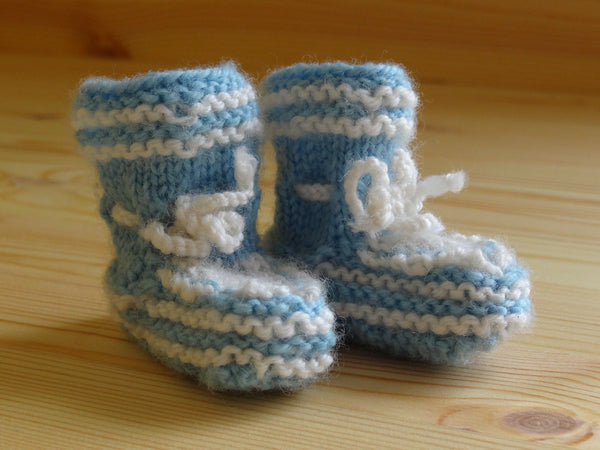 Babysocken stricken