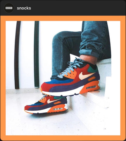 Sneaker Trends 2020 - Color Blocking Sneaker von Nike