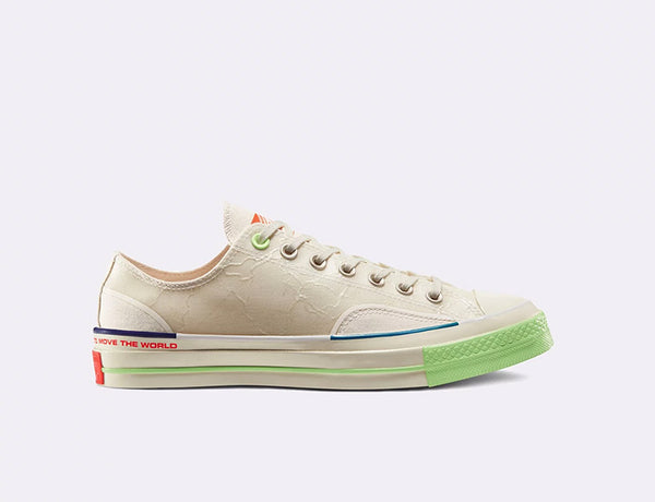 "Pigalle x Converse Chuck 70s Ox ""White"""