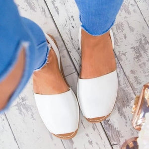 Colors Slip On Espadrilles Flip Flop Sandals Shoes
