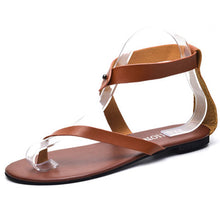 Black Sandals Flip Flops Ankle Wrap Shoes
