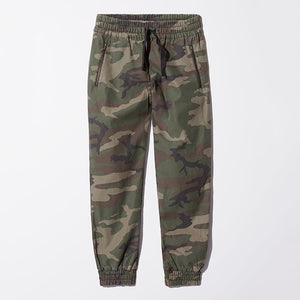 Fashion Casual Loose Camouflage Pants