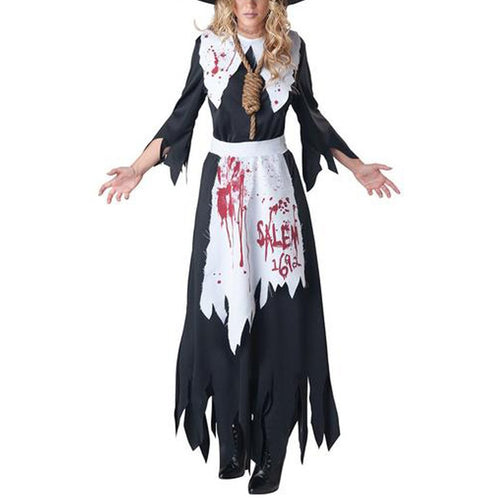 Halloween Witch Bloody Fairy Tale Cosplay Dress