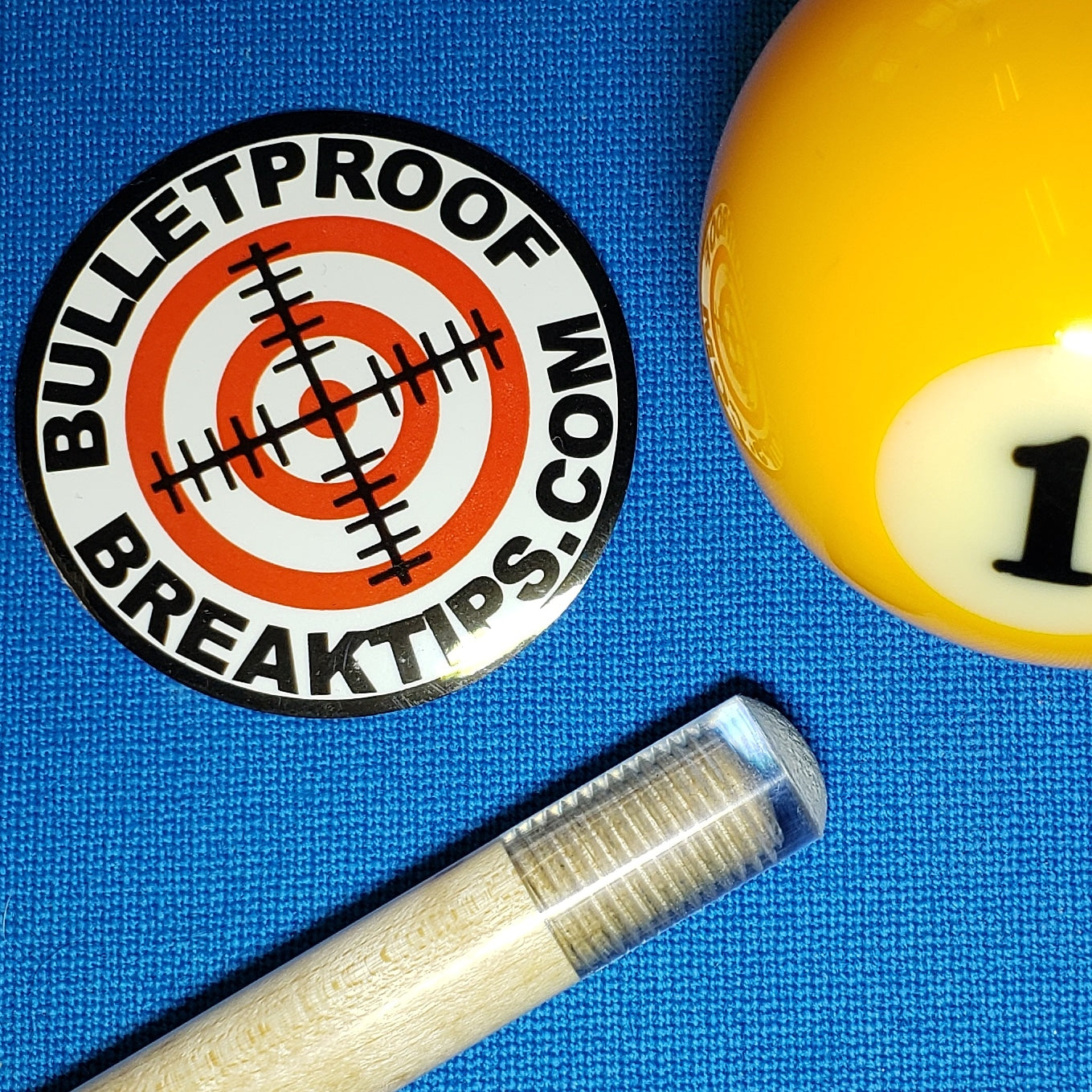 Bulletproof 1-Z Break Tip/Ferrule Combo
